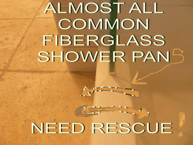 Leaky Shower Rescue